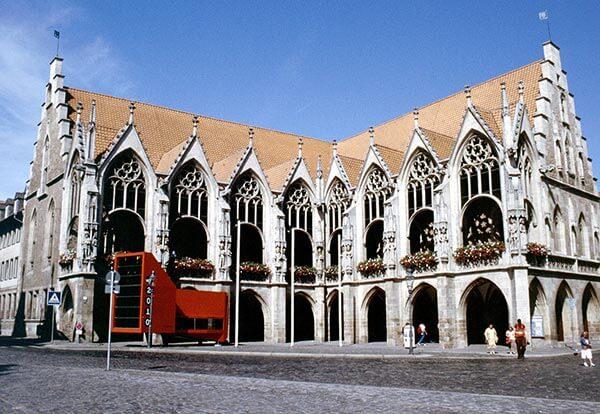 Das Altstadtrathaus ist eines der ältesten erhaltenen Rathäuser Deutschlands und beherbergt heute u.a. das Städtische Museum Braunschweig.