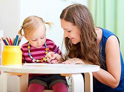 Bild Babysitting als Schülerjob