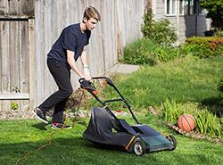 Bild Gartenarbeit als Schülerjob