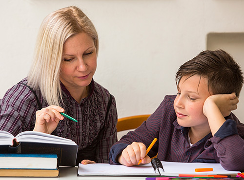 Bild Schülerin oder Schüler als Nachhilfelehrer gesucht?