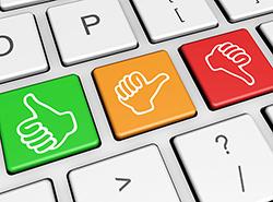 Bild Online-Umfragen als Schülerjob