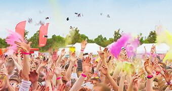 Bild Werde Eis- und Getränkeverkäufer auf Festivals, in Stadien und Arenen